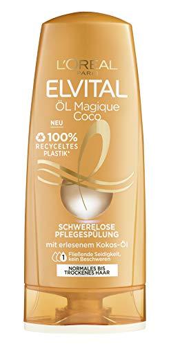 L'Oréal Paris Elvital Öl Magique Coco Spülung (1 x 250 ml)