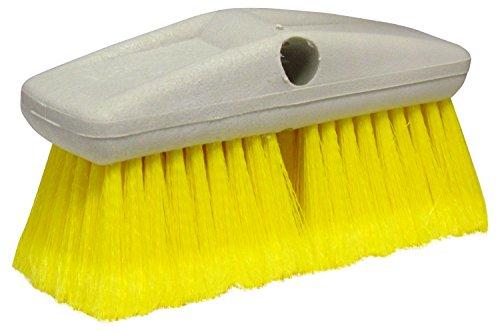 Star brite Soft Wash Brush (Yellow), 8-Inch
