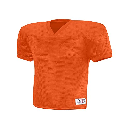 Augusta Sportswear Boys Dash Practice Jersey L/XL Orange