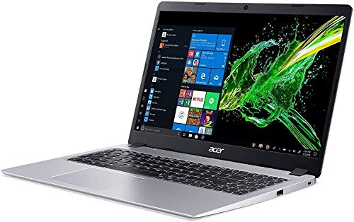"Acer Aspire 5 Laptop, 15.6"" Full HD Screen, AMD Ryzen 5-3500U Processor up to 3.7GHz, 8GB RAM, 512GB PCIe SSD, Webcam, Wireless-AC, Bluetooth, HDMI, Win 10 Home"