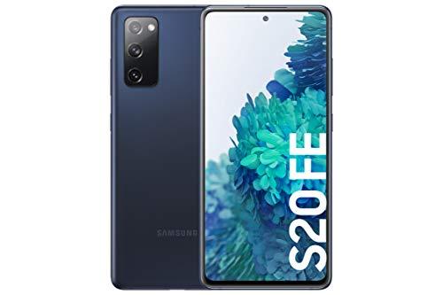 Samsung Galaxy S20 FE 4G - Smartphone Android Libre, 128 GB, Color Azul [Versión española]