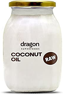 Dragon Super Foods Superfoods Coconut Oil 1 L,