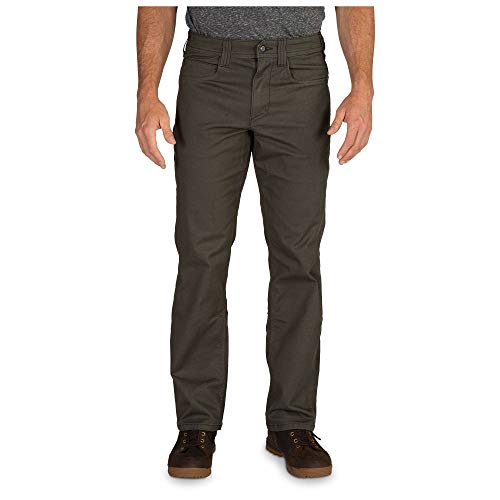 5.11 Tactical Men's Defender Flex Straight-Fit Work Pants, GSA/TAA Compliant, Style 74476, Grenade, 44W x 36L