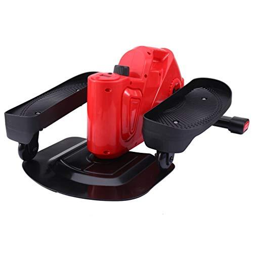 Buy Discount Tea Light Under Desk & Stand Up Mini Elliptical/Stepper, Bike Pedal Exerciser, Portable...