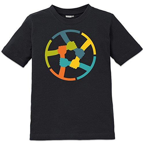 Camiseta de niño Circle Of Hands by Shirtcity