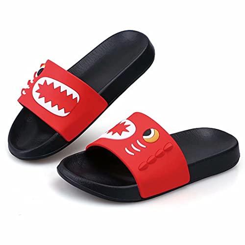 Zapatos Ducha Niño Sandalias de Piscina Niña Antideslizantes Chanclas Zapatillas de Verano