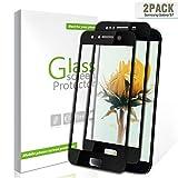 Youer Galaxy S7 Verre Trempé, [2 Pièces] Ultra-Thin Film Protection écran en Verre trempé pour Samsung Galaxy S7, 9H Dureté...