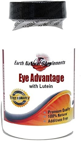Eye Advantage with Lutein 40mg 180 Now on sale 100% Sale Natural Capsules by -
