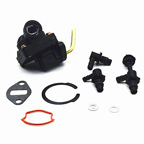 Carbman Fuel Pump Replacement for Kohler K-Series K241 K301 K321 K341 10 12 14 16 HP Engines Replace 47 559 11-S 47 393 19 47 393 61-S 47 559 04-S AM134269 38789