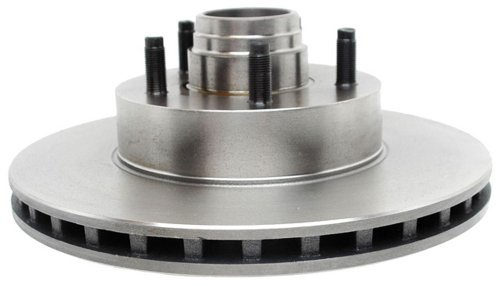 Raybestos 66597R Professional Grade Disc Brake Rotor and Hub Assembly