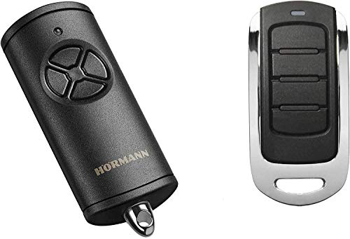 Handsender Allotech HOR4, kompatibel mit Hormann HSE2-868-BS, HSE4-868-BS, BiSecur
