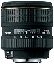 Sigma 17-35mm f/2.8-4 EX DG IF HSM Aspherical Super Wide Angle Zoom Lens for Canon SLR Cameras