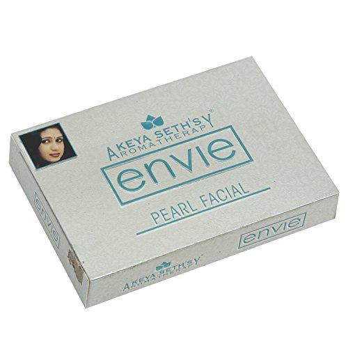Keya Seth Aromatherapy Envie Pearl Facial Kit Pack - Set of 2
