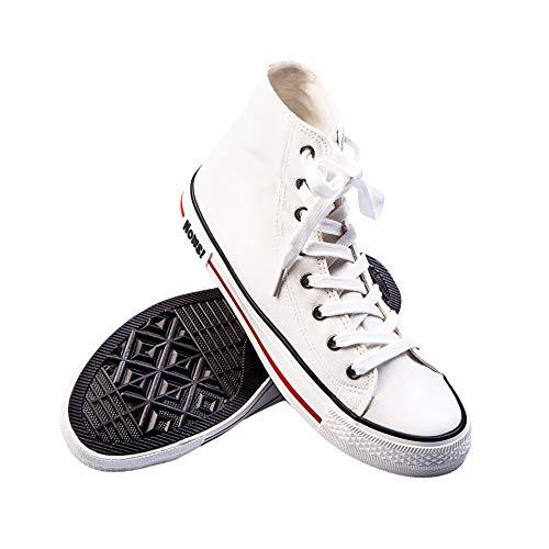 NOWS! DIY Paint On High Sneakers – Diseño único en las zapatillas...