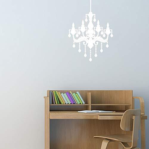 FXBSZ Anpassbare Spinne Silhouette Vinyl Dekoration Wandaufkleber Home Dekoration Aufkleber Wohnzimmer Schlafzimmer Dekoration Aufkleber Bright Pink 57cm x 75cm