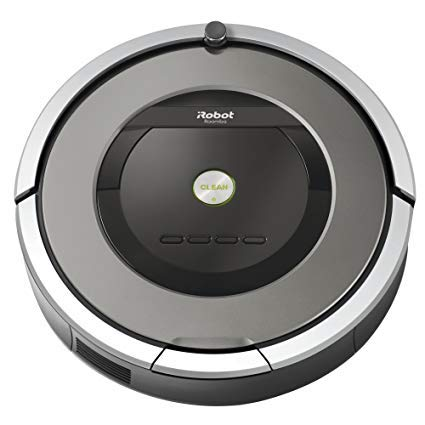 iRobot Roomba 850 Robotic Vacuum with...