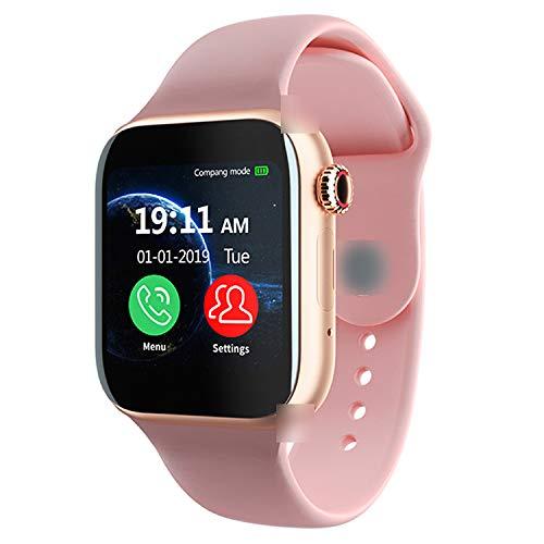 Reloj inteligente, reloj con tarjeta para teléfono, pantalla a color de 1,54 pulgadas, pulsera deportiva, vibración, llamada Bluetooth, reloj inteligente, monitorización de la presión arterial, paso
