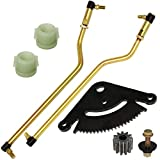 (New) Steering Drag Link Kit for Compatible with John Deere Gy20771 Gy21250 GX21924Ble GX20053 GX21994 fits GX21994 GX20057 GX21924BLE GX25785BLE