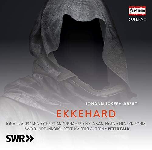 Christian Gerhaher, Henryk Böhm, Jonas Kaufmann, Nyla van Ingen, SWR Rundfunkorchester Kaiserslautern feat. Peter Falk