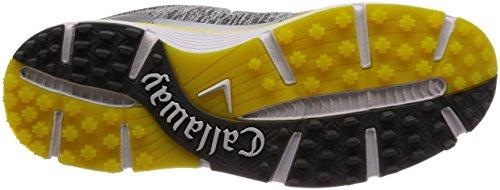 [キャロウェイフットウェア]ゴルフシューズ軽量(スパイクレス)247-8983503/Solaire[メンズ]020_グレー25cm