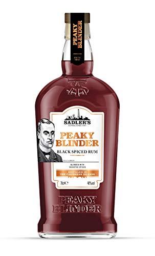 Peaky Blinder Black Spiced Rum 0,7l - 40{937c48994b9c1ee442ea22d78a59acee306c6cfa608a525df982e36ce010ce36}