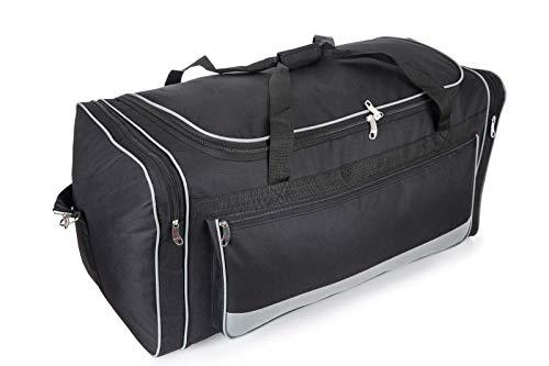 32' XL Large Holdall Duffel BagLightweight Luggage Weekend Travel Sports