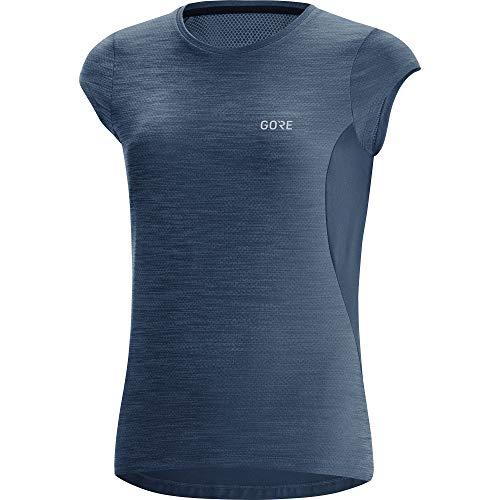 GORE WEAR Mujer R3 Camiseta, Petróleo, 42