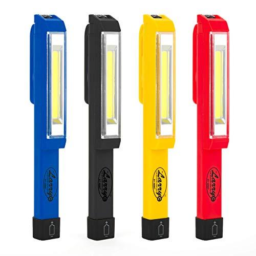 Nebo Larry C LED Flashlight 170 Lumens Assorted Color 1 Flashlight ONLY - NEBO 6327