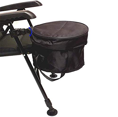 Expert Anglers Futter-Eimer mit Folding System, für die Befestigung an Stühlen Sitzkiepen usw.