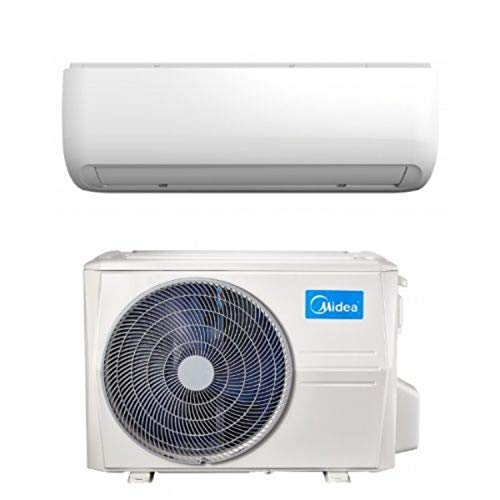 Aire acondicionado tipo split, modelo All Easy 35, 5,28kW frío y 3,81 kW calor, alta eficiencia energética, 80 x 55 x 33 centímetros, color blanco (referencia: ALL EASY 35 (12) N1)