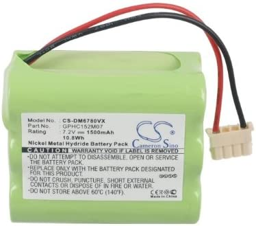 KML Vacuum Battery for Mint GPHC152M07 4200 4205 Automatic Floor Cleaner 4000 Plus 5000 product image