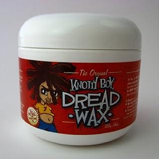 これからドレッドヘアをはじめたい人へ!Knotty Boy ドレッドヘアー作り ワックス