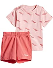 adidas Unisex Kids I Fav Ss Set Trainingspak