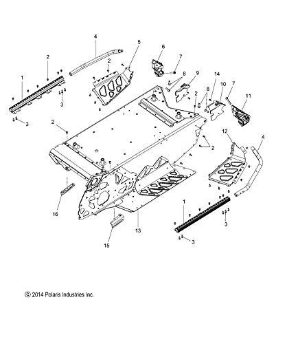 Great Features Of Polaris CLOSEOFF, RUNNING BOARD, RH [LE 60TH ANNIV]