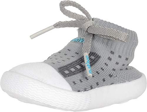 Felix & Flora Infant Baby Girl Shoes Soft Sole Baby Walking Shoes(18-24 Months Infant, Black £