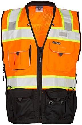 ML Kishigo - Premium Black Series Surveyors Vest