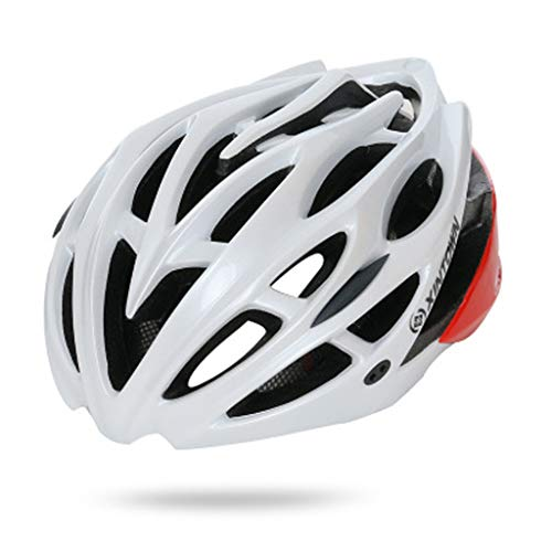 JM- Casco de Bicicleta Casco de Bicicleta de montaña Casco