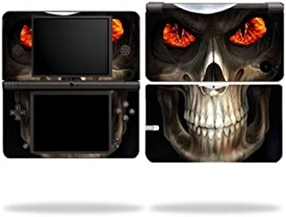 MightySkins Skin Compatible with Nintendo DSi XL wrap Sticker Skins Evil Reaper