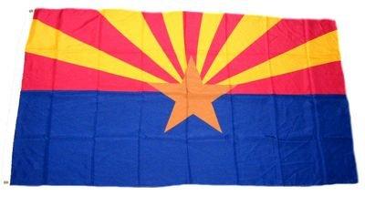 Fahne / Flagge USA Arizona NEU 90 x 150 cm Flaggen