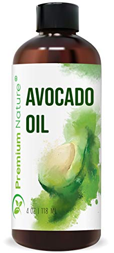 Avocado Oil,Natural Carrier Oil 4 oz,...