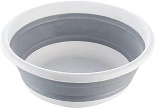 ZZ Lighting Creative Space-saving Collapsible Dish Tub Wash Sink Tub Basin(Dish Tub)