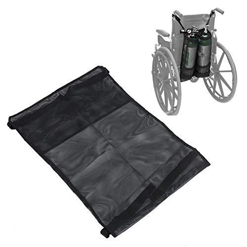 Cocoarm Zuurstoffles Tankrugzak dubbele zuurstofflessenzak voor rolstoelen D & E-flessen robuust nylonmateriaal