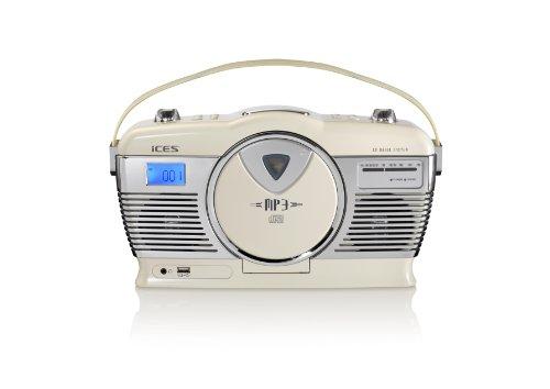 Tragbares Retro-Radio - 3