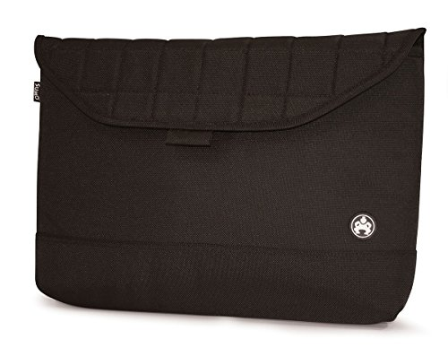 Mobile Edge Sumo 12' Laptop Sleeve, Computer Padded Case in Black