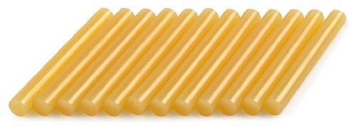 Dremel GG13 Multifunctionele hetelijmstiften (accessoireset voor Dremel 910 lijmpistool (hoge temperatuur) met 12 lijmstiften voor het lijmen van hout, kunststoffen, keramiek, textiel enz.)