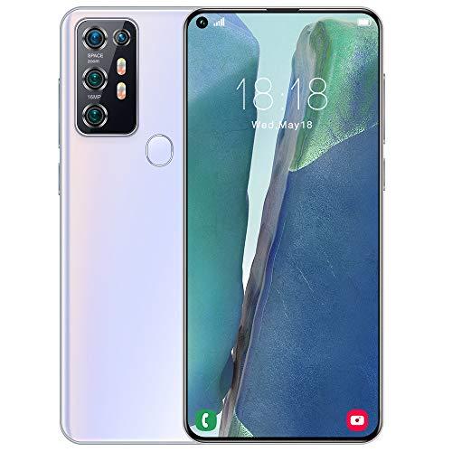 Note30Upro Desbloqueado Teléfono, 12GB + 512GB Android 10 Desbloqueo de teléfono, 18MP + 48MP Cámara dual Pantalla de 7.2 pulgadas...