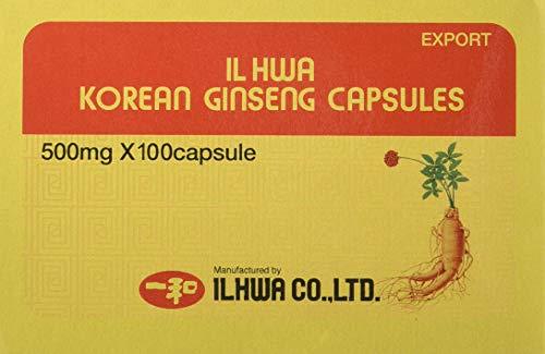 TONG-IL - CAP. GINSENG 500 100cp IL HWA