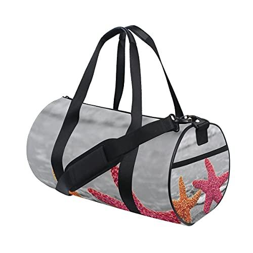 Spray Beach Sport Gym Bag per donne e uomini Viaggio Duffel Bag Regalo di Natale