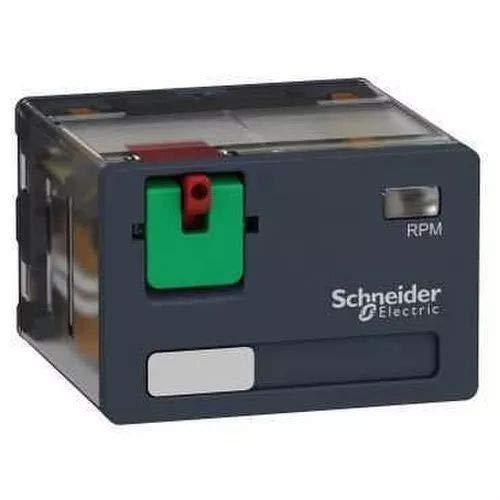 Telemecanique Sensors RPM41B7 Relé de Potencia Enchufable, Zelio RPM, 4 CA, 24 V CA