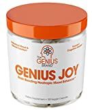 Genius Joy - Serotonin Mood Booster for Anxiety Relief, Wellness &...
